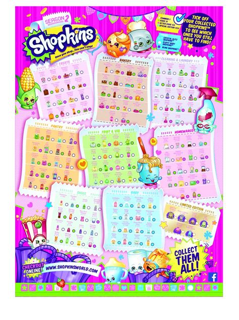 printable shopkins poster free shopkins poster coloring pages