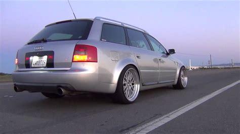 Audi S6 C5 by Audi C5 S6 Best 4 2l Exhaust Sound