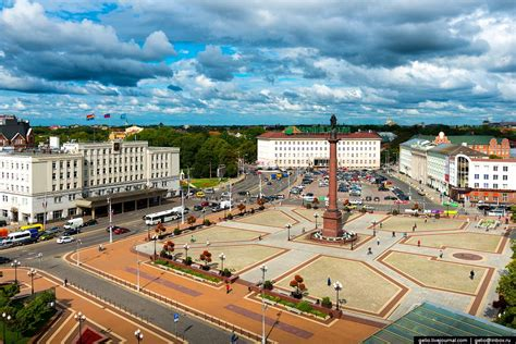 Kaliningrad ? the view from above · Russia travel blog