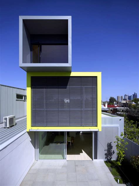 cube design house modern cube house on several levels interior design ideas ofdesign