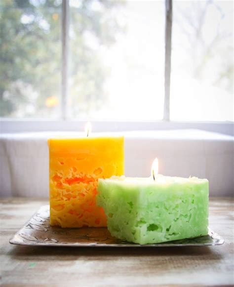 recycle old candles and make ice candles hellonatural co