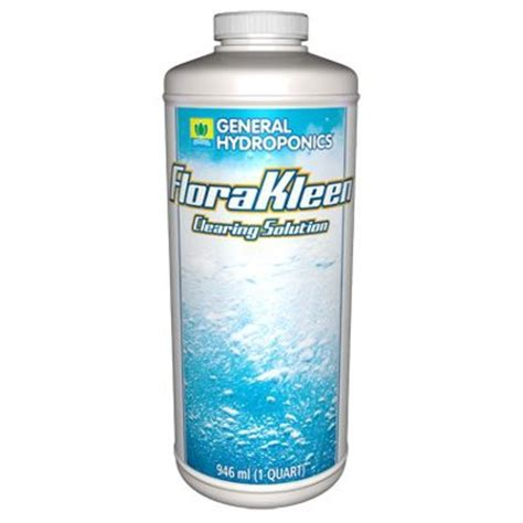 mineral cleaning genhydro florakleen mineral salt cleaning solution bob s