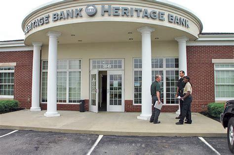 hertitage bank heritage bank on trenton road robbed clarksville tn