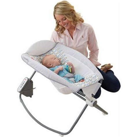 Sleeper For Newborn by Fisher Price Newborn Auto Rock N Play Sleeper Walmart