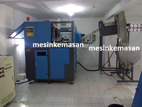 Mesin Filling Botol Otomatis mesin blowing botol otomatis mesin packing mesin