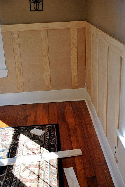 Wainscoting Textured Walls by Best 20 Plywood Walls Ideas On Plywood