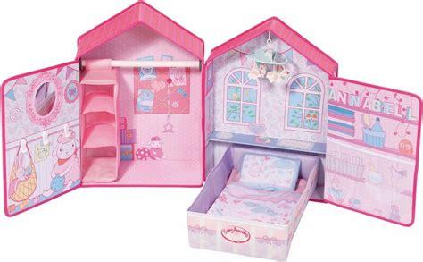 baby annabell kleiderschrank zapf creation puppenzubeh 246 r 187 baby annabell 174 schlafzimmer