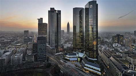 deutscche bank new deutsche bank towers gmp architekten gerkan