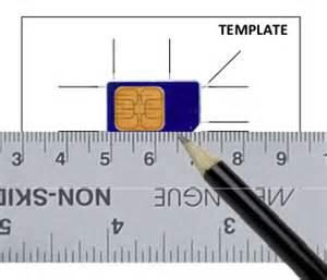 comment couper votre carte sim au format micro sim