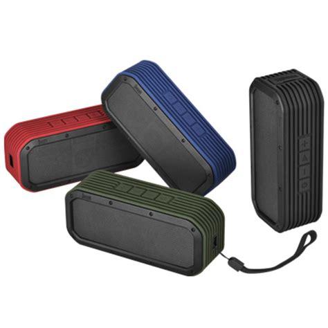 bluetooth outdoor patio speakers divoom voombox outdoor bluetooth speaker capteq