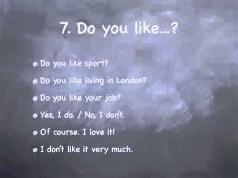 preguntas frecuentes en ingles con respuesta 10 preguntas y respuestas para ingl 233 s b 225 sico youtube