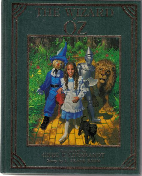 the wizard of oz l frank baum 1985 children