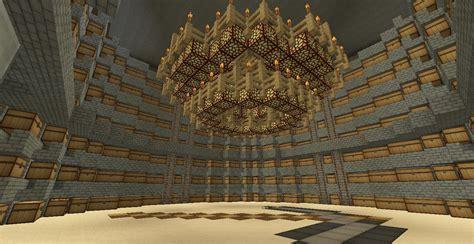 Glowstone Chandelier Epic Storage Room Ideas Creative Mode Minecraft Java Edition Minecraft Forum Minecraft