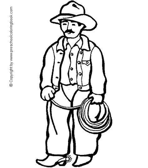 coloring book pages western www preschoolcoloringbook western coloring page