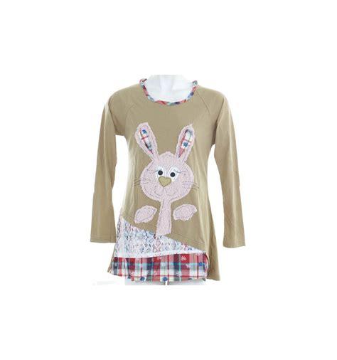 New Kaos Panjang t shirt kaos cewek lengan panjang joie 016010368