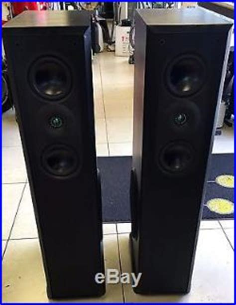 acoustic research  res home theater tower speaker set