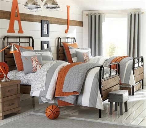 bedroom set for boy owen bed pottery barn kids