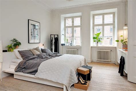 Scandinavian Style 25 scandinavian bedroom design ideas