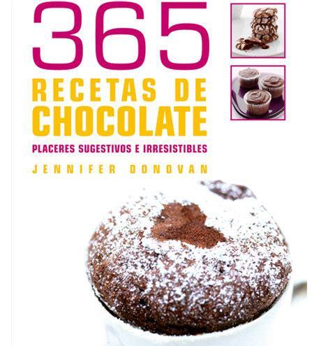 365 Recetas De Chocolate
