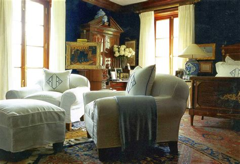 Ralph Lauren Home Interiors | decor inspiration at home with ralph lauren new york