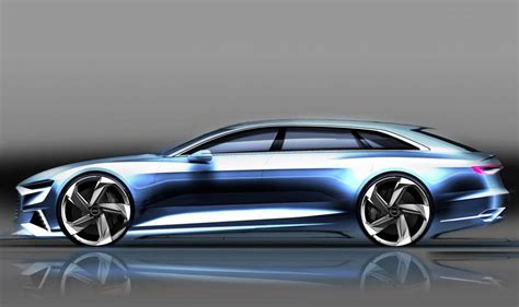 future audi audi prologue avant concept cars diseno art
