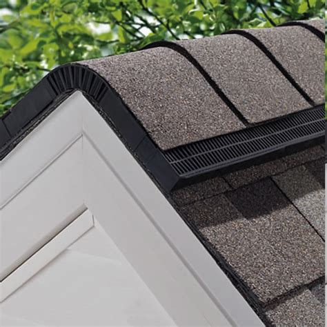 Shed Roof Ridge Vent by How To Install Owens Corning Ridge Vent