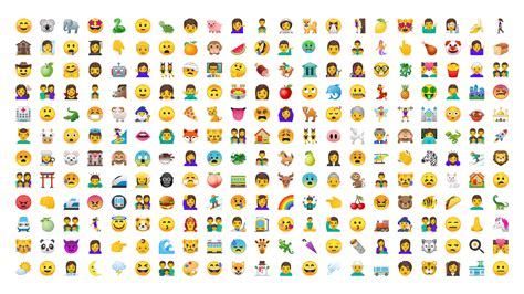 emoji android redesigning android emoji design medium