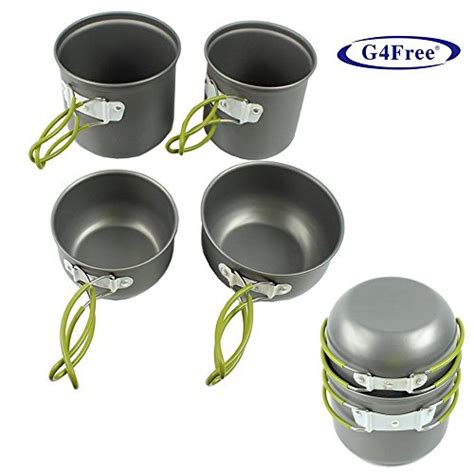top 10 best backpacking cookware sets of 2017 the adventure junkies