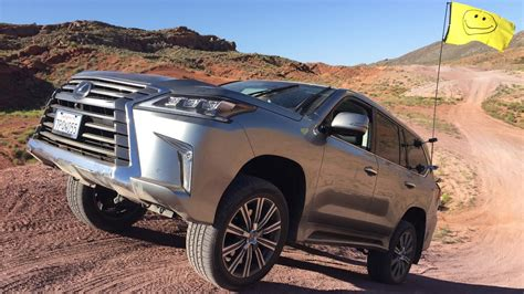 lifted lexus lx 570 stock lx570 road review ih8mud forum