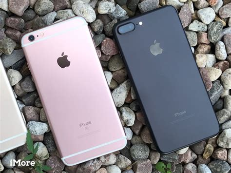 iphone 7 vs iphone 6s what s the difference and should you upgrade imore