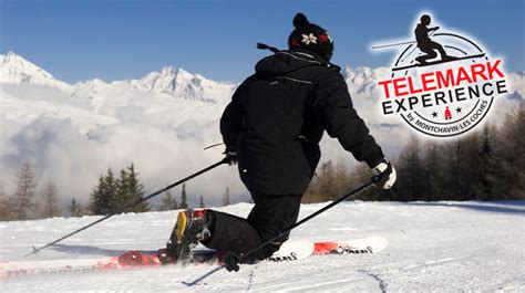 Outdoor Indoor by Telemark Experience In La Plagne Initiation And Telemark
