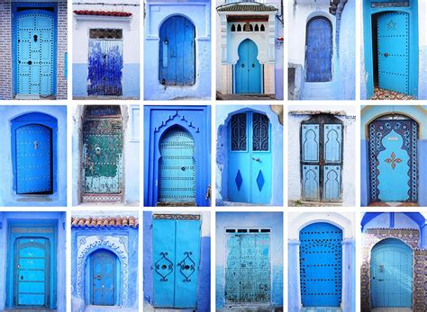 blue city in morocco the blue city of chefchaouen vatornews