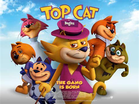 Cat Top top cat begins trailer poster images land