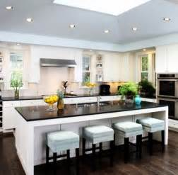 kitchen islands ideas with seating 5 brilliant modern kitchen islands that we love home