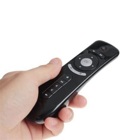 Mini Wireless Air Mouse 2 4ghz 3d Motion Stick Android Black wireless air mouse 3d motion 2 4ghz black