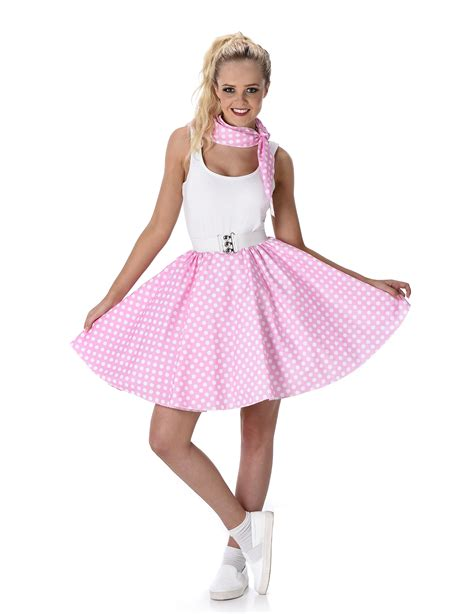 light pink costume light pink fifties costume for adults costumes and