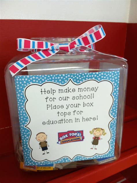 best box ideas mrs webster s classroom connections we box tops