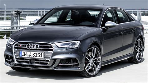 Audi S3 Modell by 2017 Model Year Audi S3 Get New Body Variations