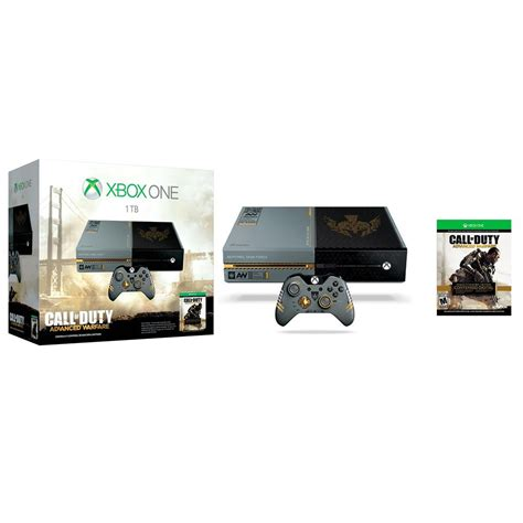 call of duty advanced warfare console xbox one console xbox one 1tb edi 231 227 o exclusiva call of duty