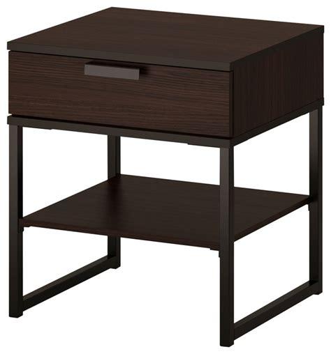 Contemporary Nightstands Trysil Moderne Table De Chevet Et Table De Nuit Par Ikea