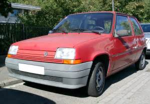 R5 Renault File Renault 5 Front 20070801 Jpg