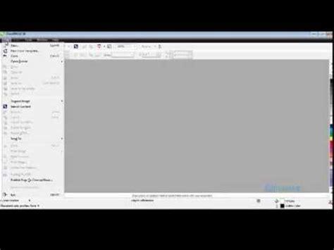 corel draw x5 untuk pemula belajar corel draw x6 untuk pemula youtube