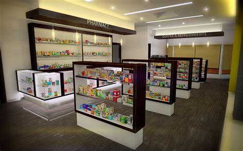 Modern Wall Cabinet by Pharmacy 3d Rendering Residential Designer Custom Home