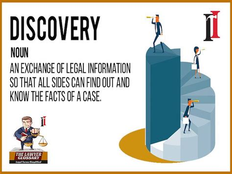injury and pattern discovery rule what is discovery legal meaning simple lawyer explanation