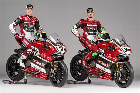 Ducati Corse Motorrad by Photos Of The 2016 Aruba It Racing Ducati Wsbk Team