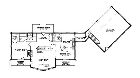 Home Floor Plans With Breezeway House Design Ideas House Floor Plans With Breezeway