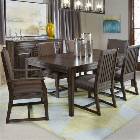 kincaid dining room sets kincaid furniture montreat seven piece formal dining set