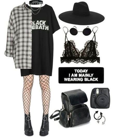 8 Items You Need For The Grunge Trend by Best 25 Ideas On Rock