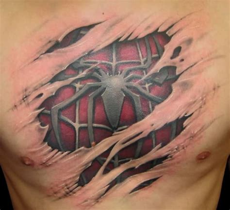 cool chest tattoos for men cool wing designs for on chest