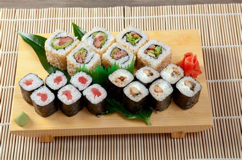 in japanese sushi the most dish in japan asia information